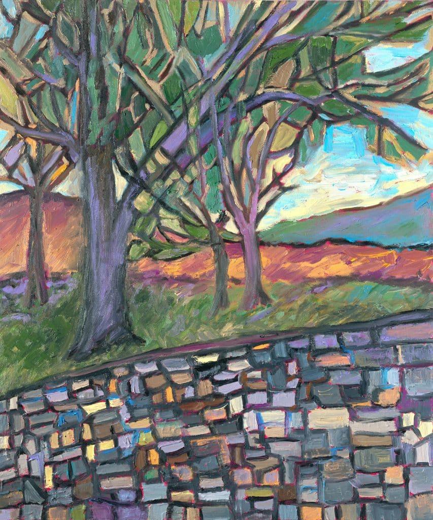 Oak Tree Rock