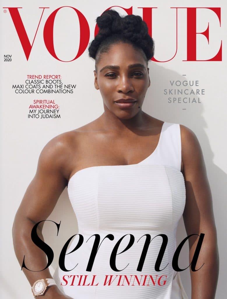 Lauren Forcella Featured In Vogue